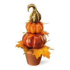 National Tree Company Pumpkin Tree