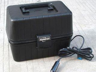 Koolatron 12V lunchbox Stove