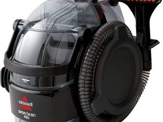 BISSEll SpotClean Pro Portable Upholstery  amp  Carpet Cleaner