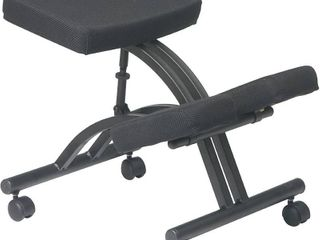 Office Star Ergonomically Designed Knee Chair
