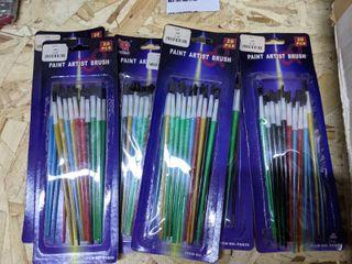 120  Paint Artist Brushes
