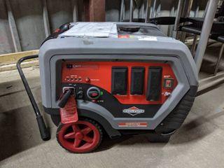Briggs   Stratton Q6500 Generator
