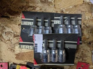9  Socket Rod Runners