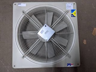 Fantech Fantech 18  Axial Fan FADE 18 4  120V  1 PH  4125 CFM  NEW AND UNUSED
