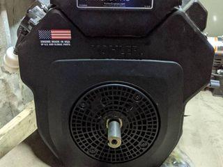 Kohler Command Pro CH640 674cc 20 5 Gross HP Electric Start Horizontal Engine  1 7 16  x 4 46  Crankshaft  Tapped 5 8   18