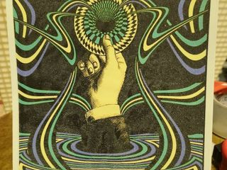 The Hand with the answers