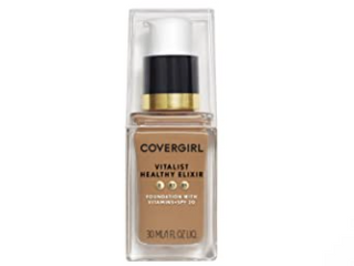 Covergirl Vitalist Healthy Elixer  757  Golden Tan