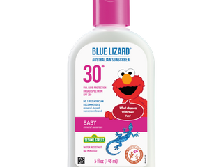 Blue lizard Australian Sunscreen lotion   Baby  SPF 30  5 Oz
