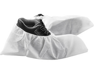 Shoe Covers 150 Pairs Correct Touch