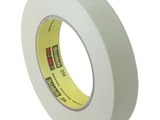 6 Pack T936234 1  50 in  x 60 yds  3M  234 Masking Tape