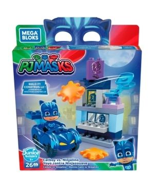 Mega Bloks PJ Masks Catboy And Catcar