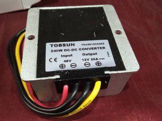 TOBSUN THJ4812C240Z 240W DC DC CONVERYER