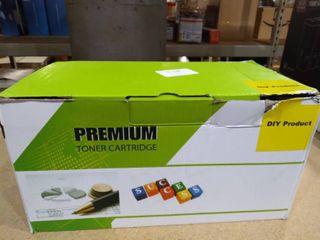 Premium Toner Quality  Superior Quality  Excellent Reliability  100  Satisfaction Guaranteed