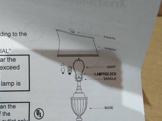 Kohls  table lamp