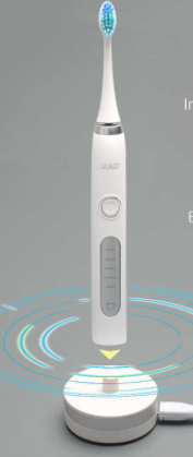 Oral Irrigator  Health life Start From Teeth  Electric Toothbrush  2 Minutes Timer  Inductive Charge  5 Modes  35 Days Standby Time  IPX7 Waterproof  Genuine Dupont Bristles