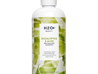 H20 plus eucalyptus   aloe revitalizing shampoo  12 2 ounce