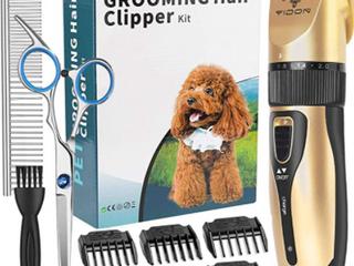 PET GROOMING HAIR ClIPPER KIT