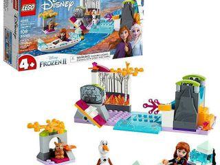 lEGO   Disney Frozen II Anna s Canoe Expedition 41165