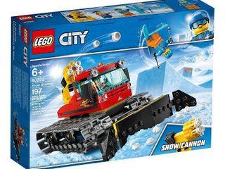 lEGO City Great Vehicles Snow Groomer 60222