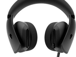 AW310H Wired Stereo Gaming Headset for Alienware Area 51m and Inspiron 3590   Gray