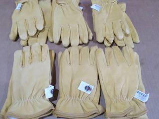 6 Pair Magid Glove   Safety Medium Gloves