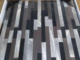 Art 3D  Aluminum Composite Tile  Aluminum   Composite Material   EVA Foam Tape  Packing 10 Tiles