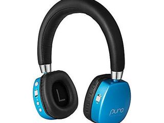 Puro Sound labs PuroQuiet On Ear Active Noise Cancelling Bluetooth Headphones lightweight Headphones for Kids Safer Sound Studio Grade Quality