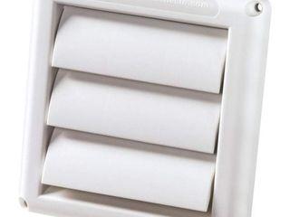 4  WHITE SUPURR VENT HOOD