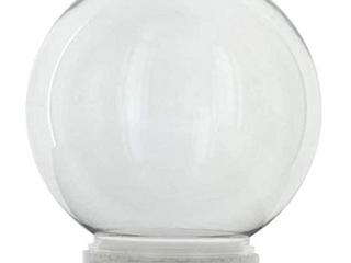 Creative Hobbies 5in Plastic Snow Globe DIY