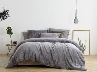 King  Coma Inducer Comforter   UB Jealy   Slate Black  Retail 154 22