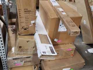 Pallet of Miscellaneous Damaged Items or Incomplete Items