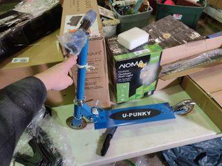 Blue U Punky Kid s Scooter
