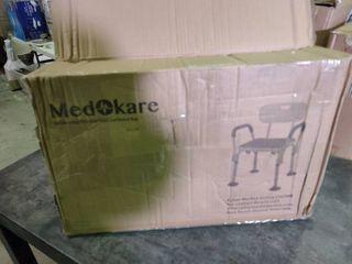 MedKare Easy Fit Shower Stool