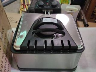 Secura Deep Fryer with 3 Baskets