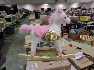 Winged Unicorn Rocker for Kid