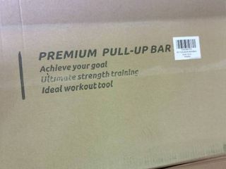 ikonFitness Premium Pull Up Bar