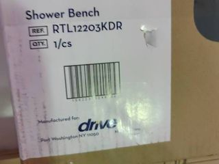 Drive Shower Bench