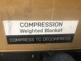 New in box 60 x 80 weighted blanket