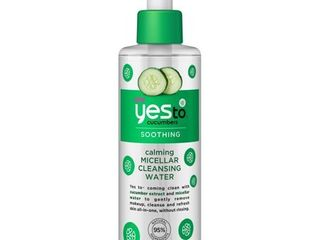 Yes To Cucumber Micellar Water 5 oz