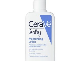 CeraVe Developed with Dermatologists Baby Moisturizing   lOTION