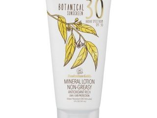 Australian Gold Botanical Mineral Sunscreen lotion   SPF30   5oz
