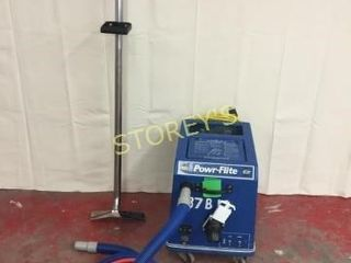 Power Flite Commercial Carpet Cleaner