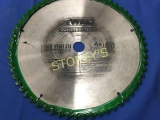 Newly Sharpened 12  Mitre Saw Blade