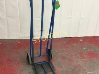 2 Wheel Hand Cart w  Drop Deck