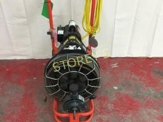 General Speedrooter 92R 75  Elec  Eel w  3