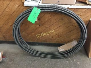NEW 5 8 x 100  Cable for Elec  Eel