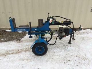 Weinstien EMB26HV Towable log Splitter