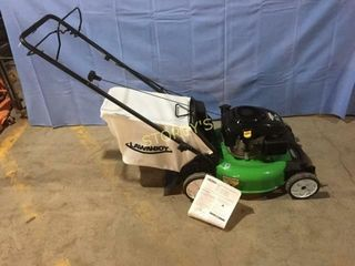 Demo  lawnBoy 21  lawn Mower w  Bag