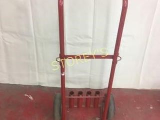2 Wheel Jack Hammer Cart