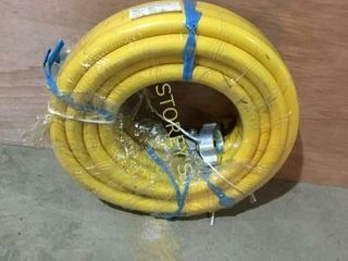 New Roll of 3 4  x 50  Jack Hammer Air Hose